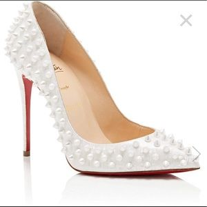 Christian Louboutin Pigalle Follies Spikes 100MM39